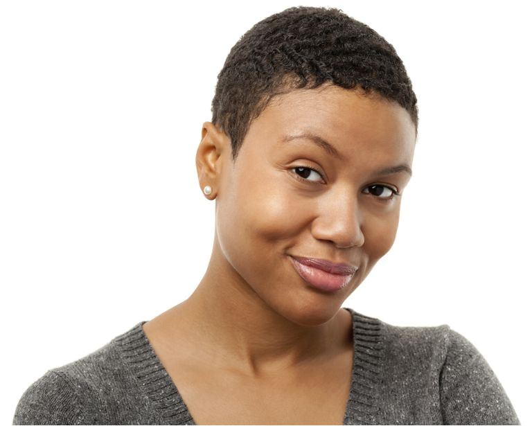 A texturizer can loosen a tight curl pattern
