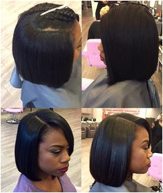 Short Bob Sew In Weave Hairstyles Inspirational Sew In Bob … Styles Pinterest
