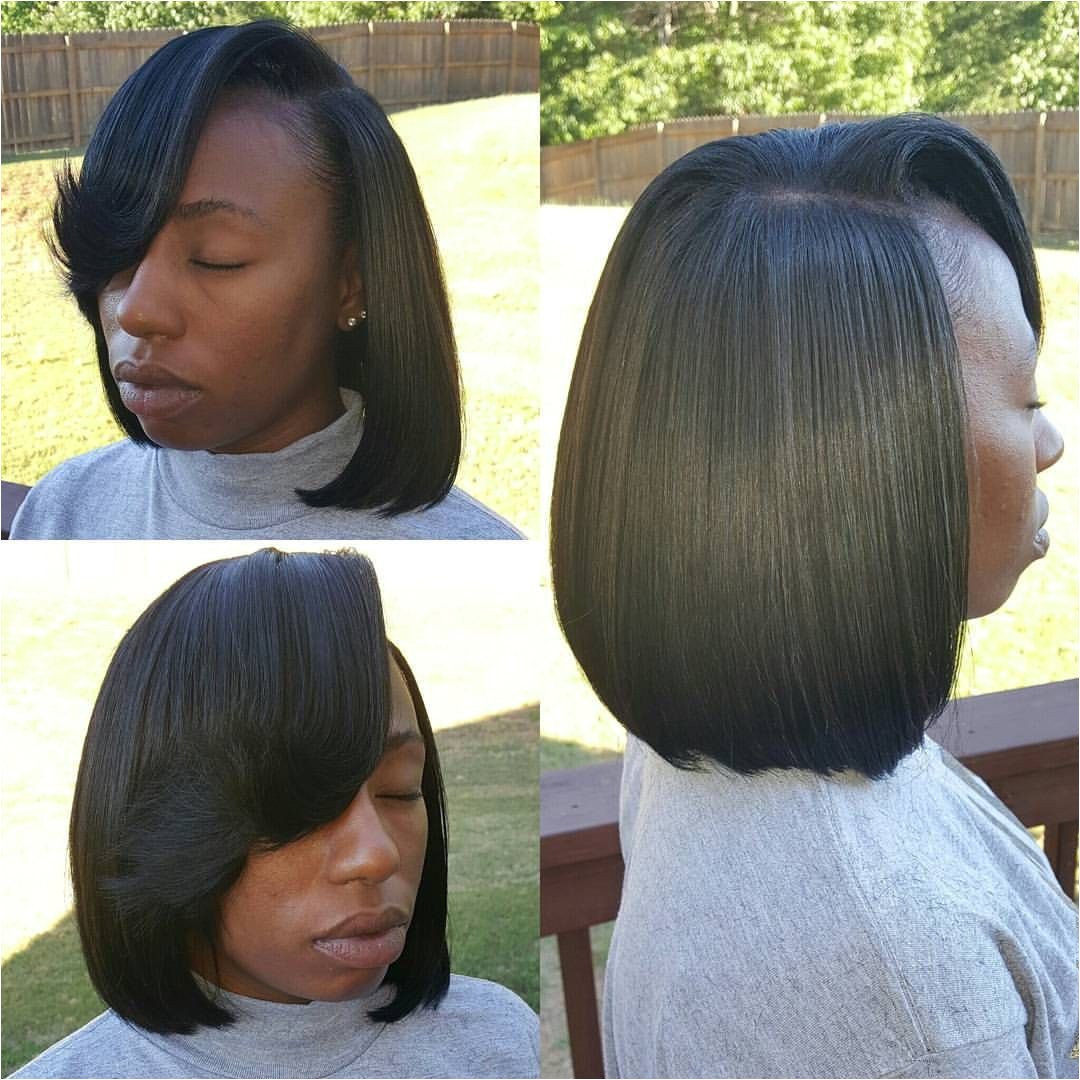 Sew In Weave Bob Hairstyles Pinterest Short Bob Sew In Weave Hairstyles Lovely Sew In Bob … Styles