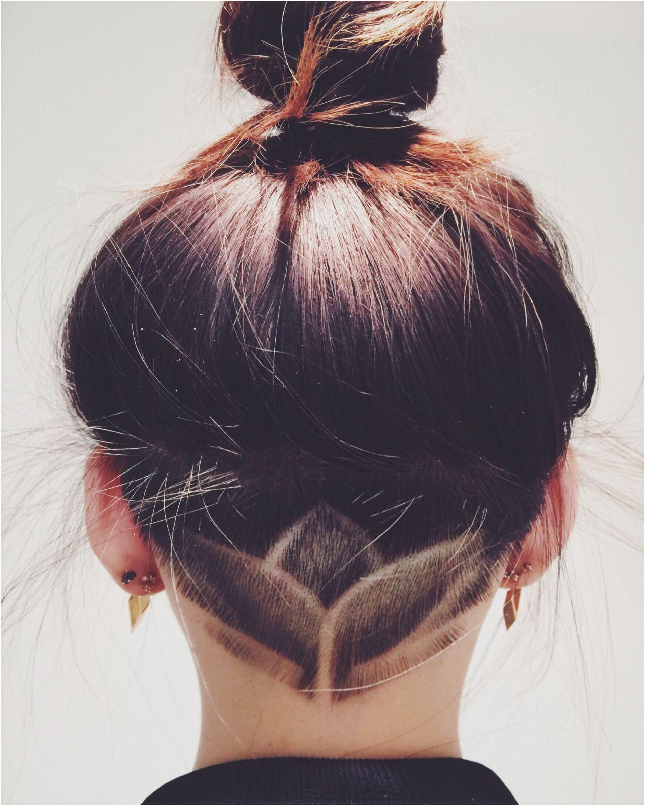 Shornnape SHNFEED submit your Undercuts Penteados Raspados Hair Tattoos Undercut Tattoos