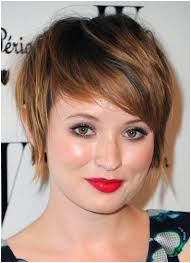 cute short haircuts for round faces 2016 Hairstyles For Fat Faces Round Face Haircuts