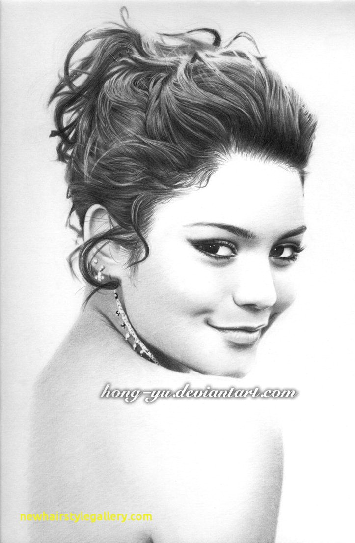 36 best Celebrity drawings images on Pinterest Children s Short Hairstyles