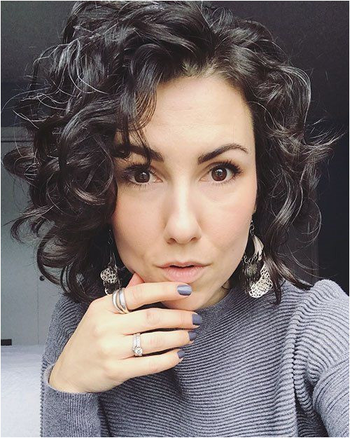 32 New Best Short Curly Hairstyles 2019