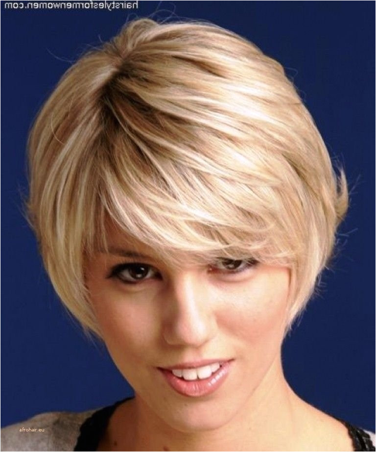 2019 Short White Hairstyles Awesome Short Haircut for Thick Hair 0d