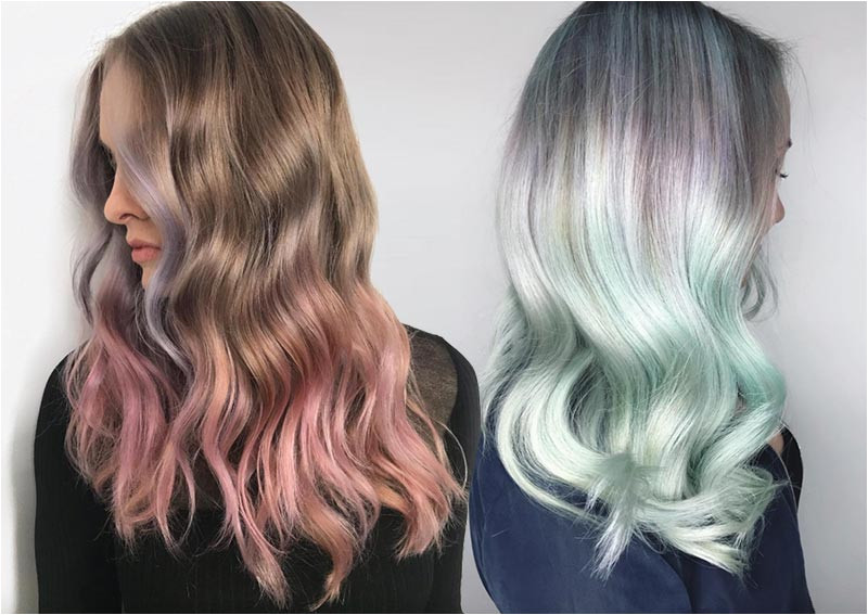 Winter Hair Colors Ideas & Trends