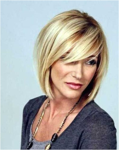 Short Length Hairstyles for Thin Hair Over 40 9 Latest Medium Hairstyles for Women Over 40 with