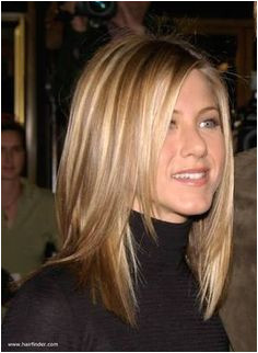 Image result for jennifer aniston hair color Jennifer Aniston Haarfarbe Blond Medium Length Hair