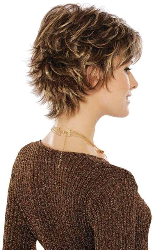 Cropped cuts are perfect for aged women This cool short haircut will give you a classic vintage look from 1940