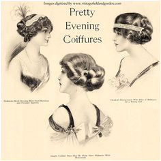 Edwardian hairstyles might be good with orthodox crowns More Hat Hairstyles Vintage Hairstyles
