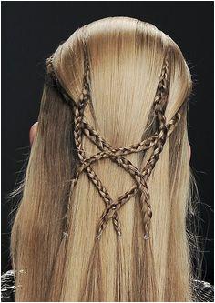 elf hairstyle Beautiful Braids Gorgeous Hair Beautiful Flowers Braided Hairstyles Pretty Hairstyles