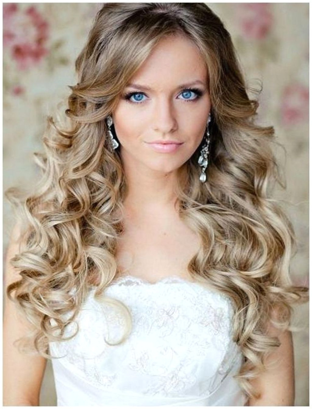 Simple Hairstyles Curls Wedding Guest Hairstyles with Bangs Simple Wedding Hairstyles Simple