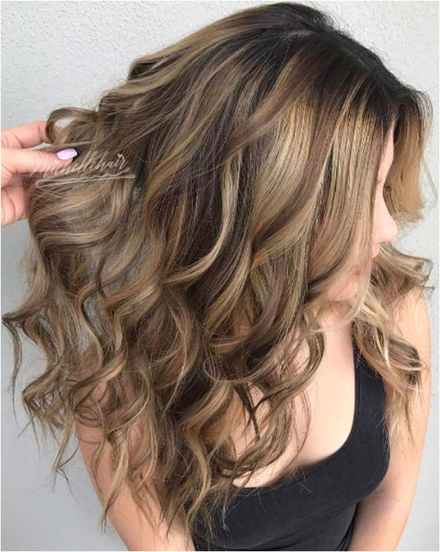 Simple Hairstyles for Highlights 43 Balayage High Lights to Copy today Hair