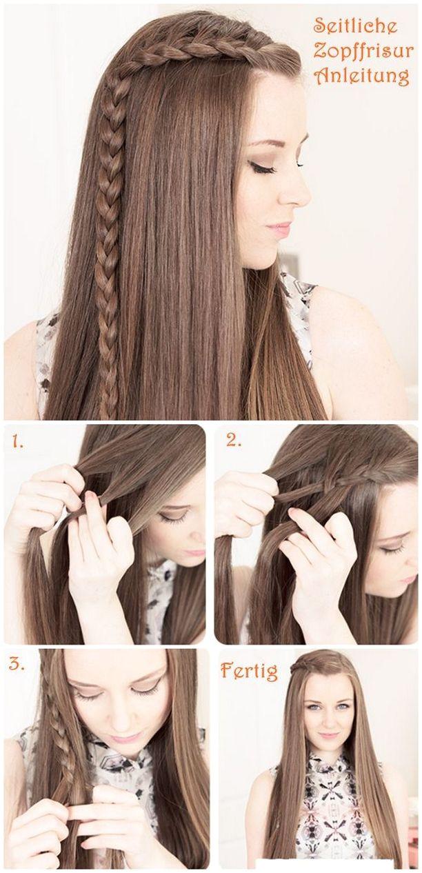 100 Charming Braided Hairstyles Ideas For Medium Hair Health and Beauty Pinterest