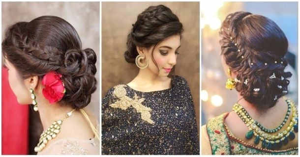Indian Girls Hairstyle Inspirational Exceptional Inspired In Hair Plus Simple Bun Hairstyle By Hairstyle