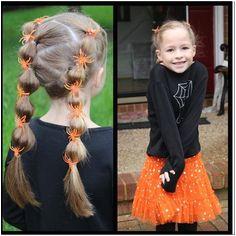 13 Creative & Fun Halloween Hairstyles