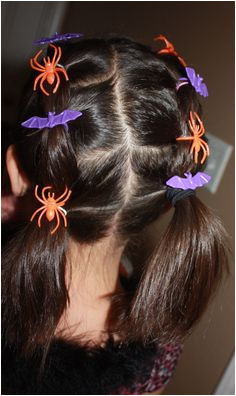 Easy Halloween Hairstyles For Kids to school short and medium length hairstyles step by step easy to do hairs for short braided cute Halloween hairs