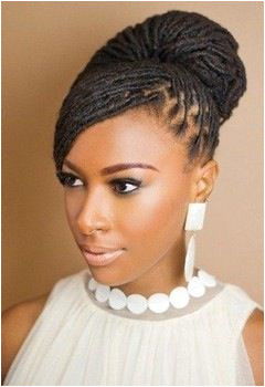Simple but elegant loc style Would like to try this style with mini twists