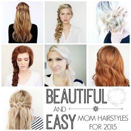 Quick hair ideas school updos curly braids bun cute easyhairstyles longhair momhairstyles step quickeasy curlyhair hairstyletutorials simple