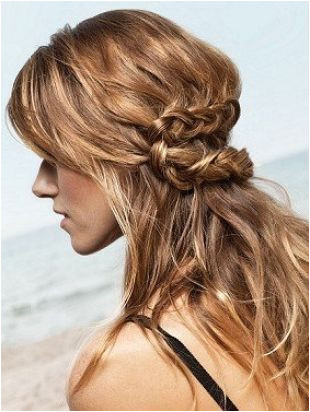 Cute Boho Hairstyles Cute boho hairstyles are and uber romantic Take a look at these simple ideas you can try now and give a flirty feel to your