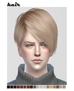 Hi ……retexture of Delvia mmmmeherrr converted hair NEED MESH