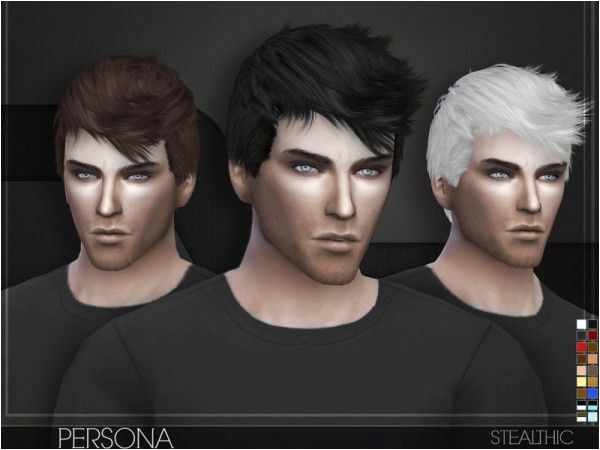 The Sims Resource Stealthic Persona • Sims 4 Downloads
