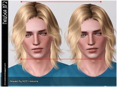 The Sims Sims Cc Sims Hair Sims 3 Male Hair Sims 4 Male Clothes Sims 3 Cc Finds Download Hair Hair Styles Games