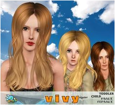 Sims 3 Female Hairstyles Download 148 Best Sims 3 Hair Images