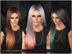 S4 conversion Found in TSR Category Female Sims 3 Hairstyles My Sims Sims