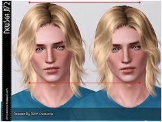 The Sims Sims Cc Sims Hair Sims 3 Male Hair Sims 4 Male Clothes Sims 3 Cc Finds Download Hair Hair Styles Games