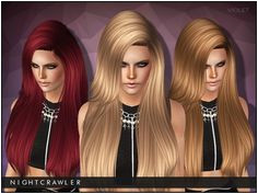 Violet hair by Nightcrawler Sims 3 Downloads CC Caboodle Sims 4 Cc Folder My