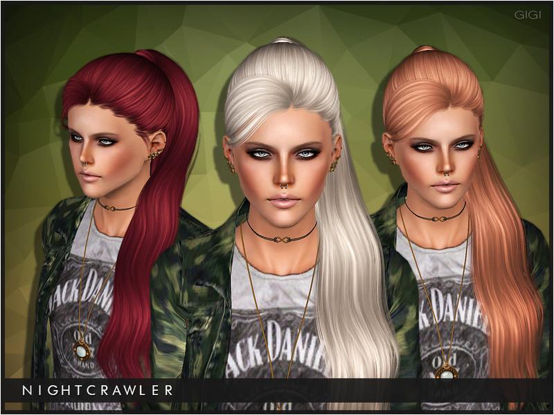 Nightcrawler Gigi