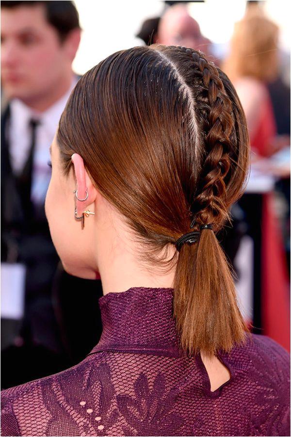Penteado tran§a Lucy Hale Short Hairstyles Short Hair Updo Haircuts For Fine Hair