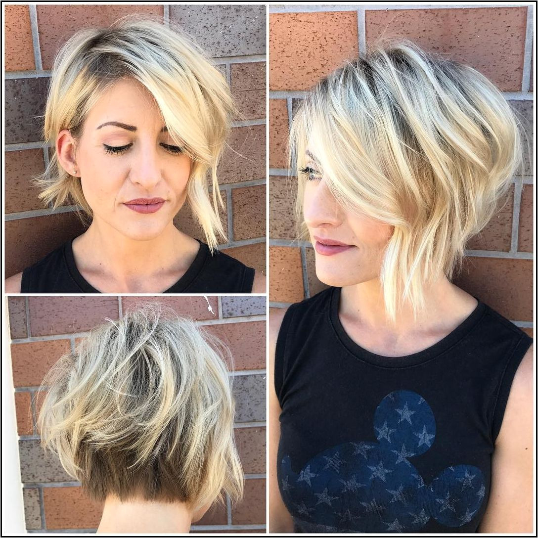 50 Adorable Asymmetrical Bob Hairstyles 2018 – Hottest Bob Frisuren HairStyles