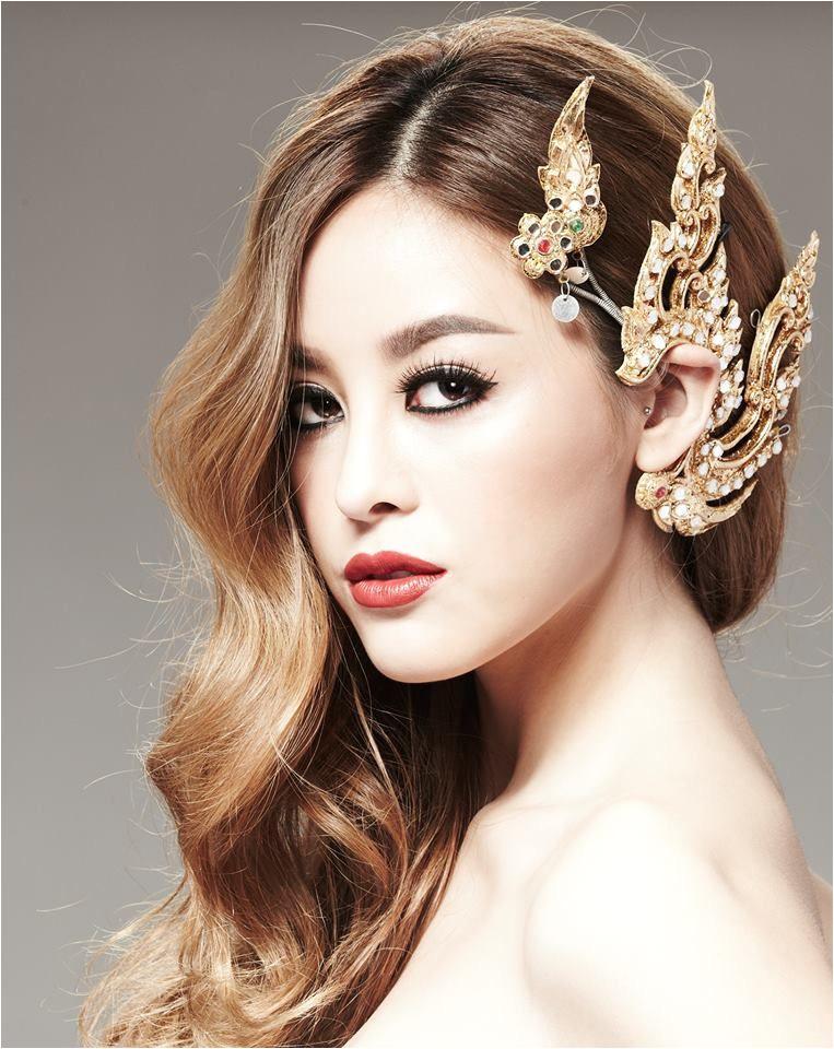 Thai women and Thai Traditional dress Pearypie