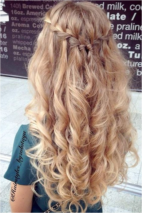 Trendy prom hairstyles for long hair can fit any lady s taste and the desirable look Our collection of hairstyles offers it all they are romantic