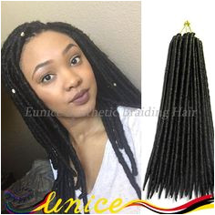 Aliexpress Buy Synthetic Dreadlocks Extensions Crochet Braids Hair 18 100g Golden Blonde Color Faux Locs Synthetic Dread Locs Braiding Hair from