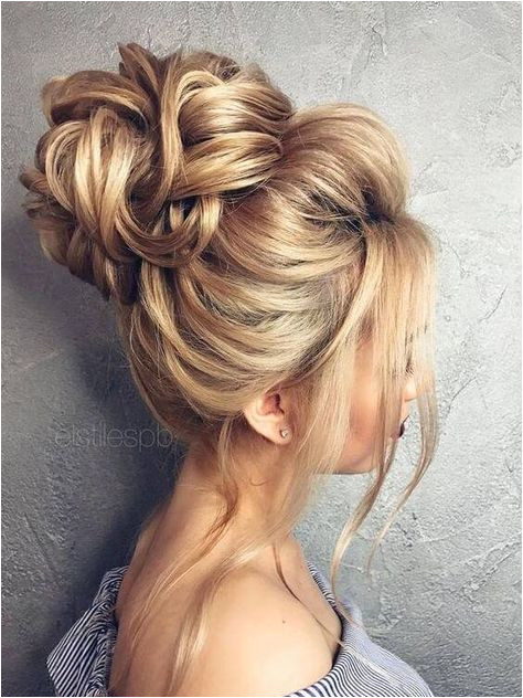 30 Chic Messy Bun Hairstyles
