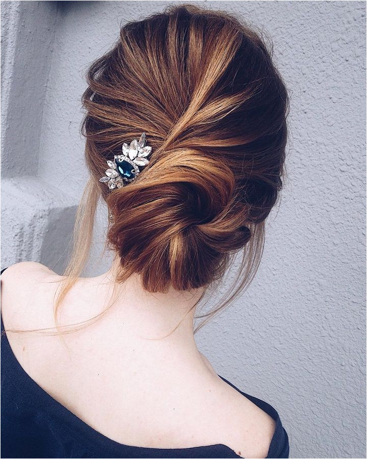 Twisted updo hairstyle inspiration