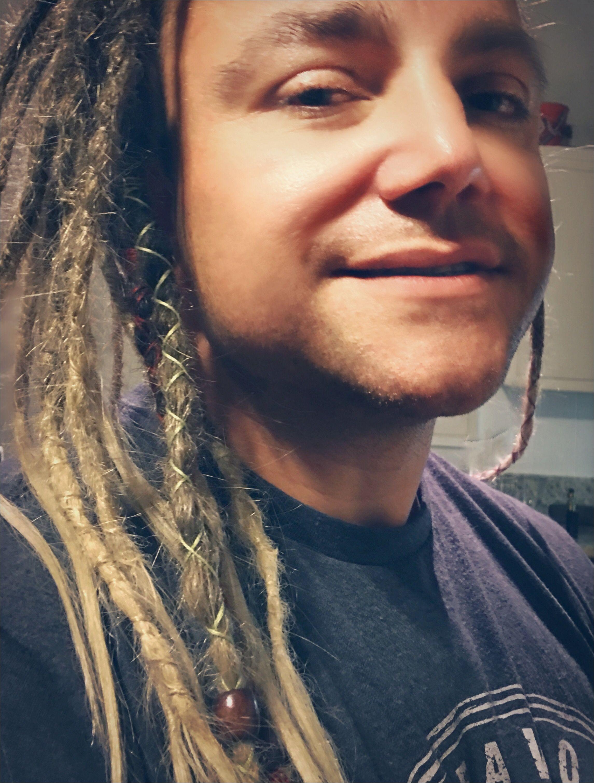 dreadsformen guyswithdreads deadhead dreadlocks dreadextensions viking vikinghair dirtyblonde
