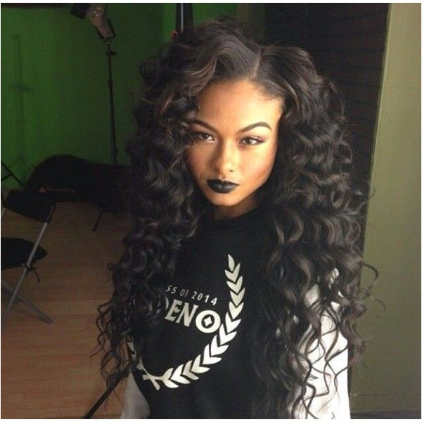 India Westbrooks hair beauty ❤ liked on Polyvore Polyvore Pinterest