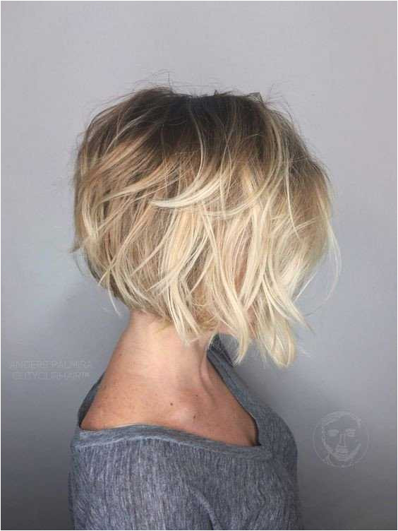 Short Hairstyle for Wavy Hair New Short Haircut for Thick Hair 0d Improvestyle In Concert with