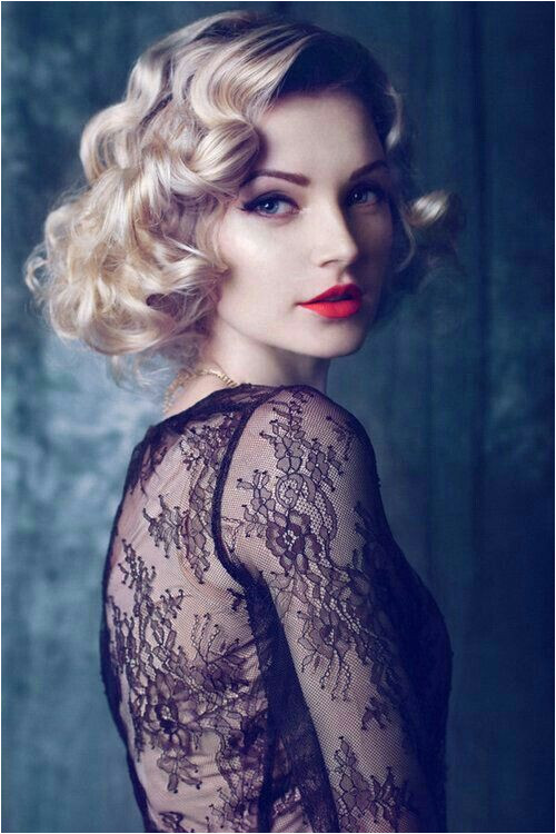 Hairstyle 20 s
