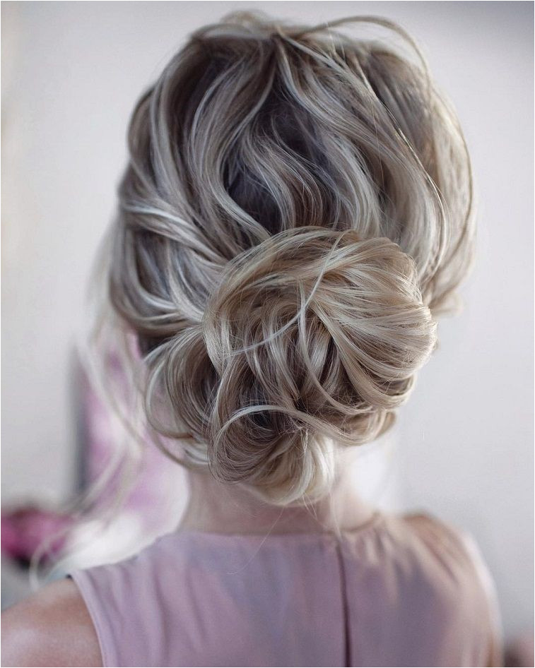 Beautiful updo Hairstyles For A Romantic Bride Beautiful messy braids and updo hairstyle Textured updo updo wedding hairstyles updo hairstyles messy