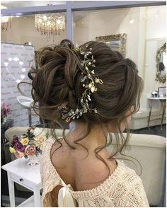 65 Long Bridesmaid Hair & Bridal Hairstyles for Wedding 2019
