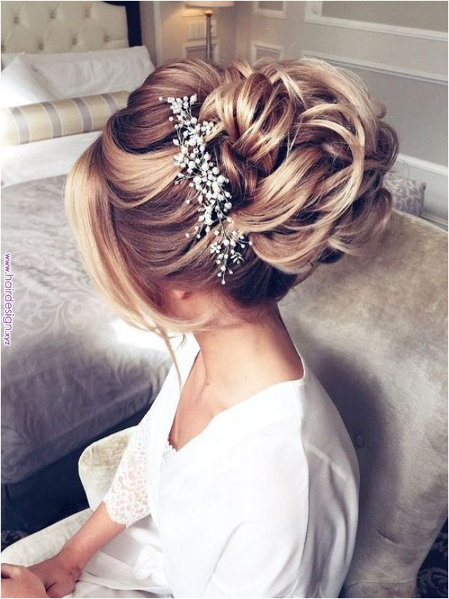 60 Perfect Long Wedding Hairstyles with Glam HairStyles Hair Design and Braids Pinterest