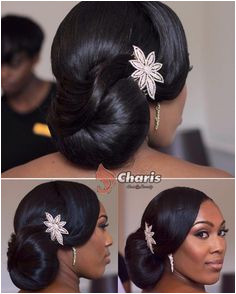 Embrace Your Inner Beauty With These Modern Bridal Hairstyles Wedding Digest Naija Black Wedding Hairstyles