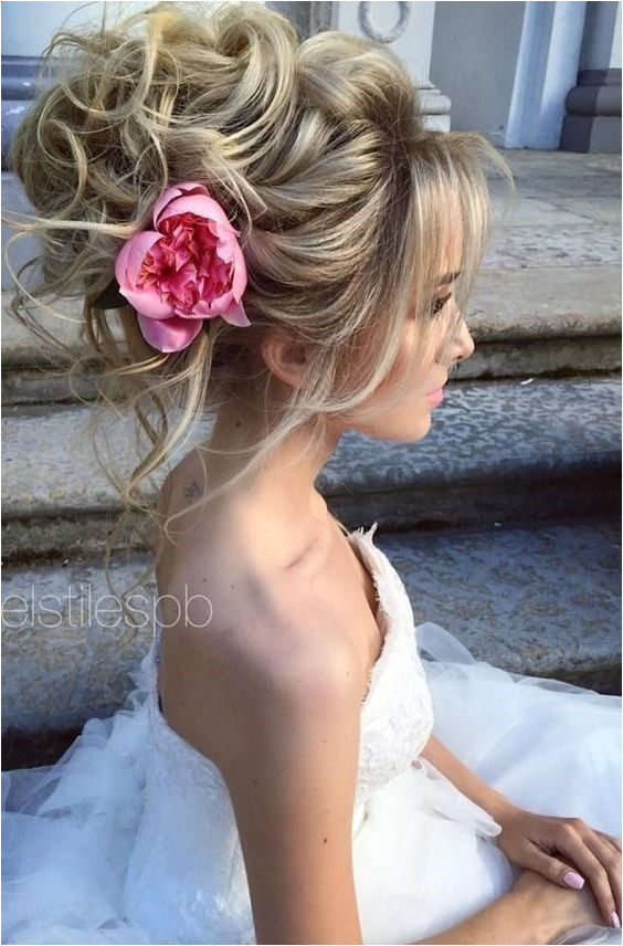 30 Gorgeous Wedding Hairstyles for Long Hair blonde