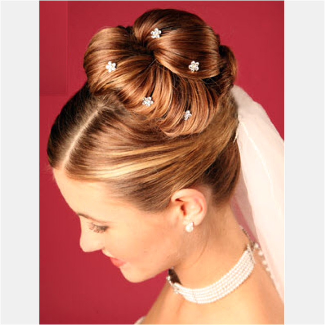 Beautiful and Trendy Bridal Hairstyles pilation post