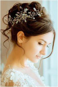 wedding hair at The Salon hair salon Durham Bridal Hair