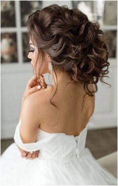 Featured Hairstyle Elstile Wedding hairstyle idea